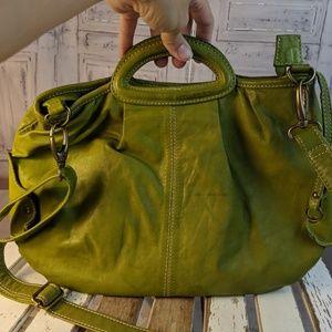 Latico purse Bag handbag crossbody tote spring gre